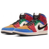 Air Jordan 1 Mid SE Fearless