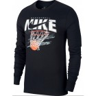 "Лонгслив NIKE DRI-FIT ""SWISH"""